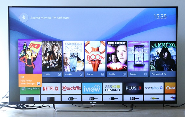 Play iTunes movies on Sony Smart TV