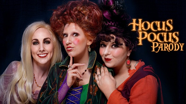 Halloween movies - Hocus Pocus