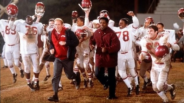 Top 5 Sports Movies iTunes - Remember the Titans