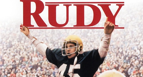 Top 5 Sports Movies iTunes - Rudy