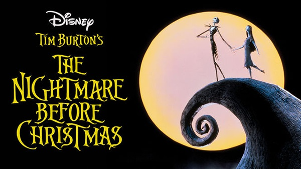 Halloween movies - The Nightmare Before Christmas