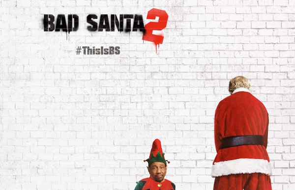 Movies release in Nov 2016 - Bad Santa 2