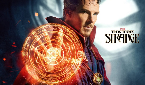 November 2016 Movie Releases - Doctor Strange