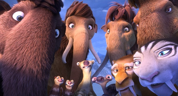 Most Anticipated Movies later 2016 - Ice Age: Collision Course