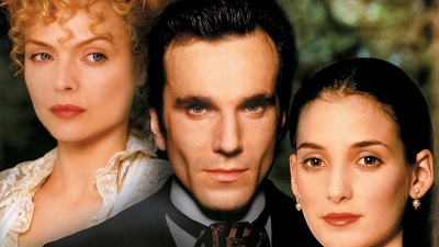 Valentine's Day movie - The Age of Innocence