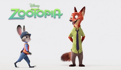 2016 Disney Movies - Zootopia