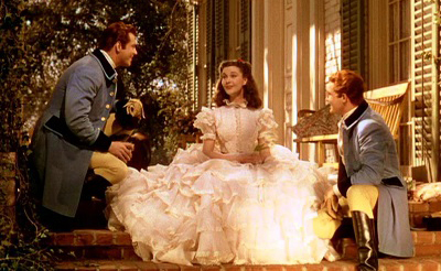 Valentine's Day movie - Gone With the Wind