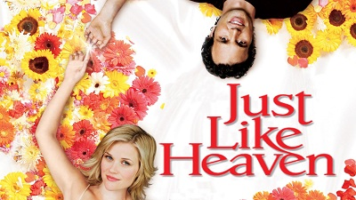 Valentine's Day movie - Just Like Heaven