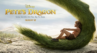 2016 Disney Movies -  Pete's dragon