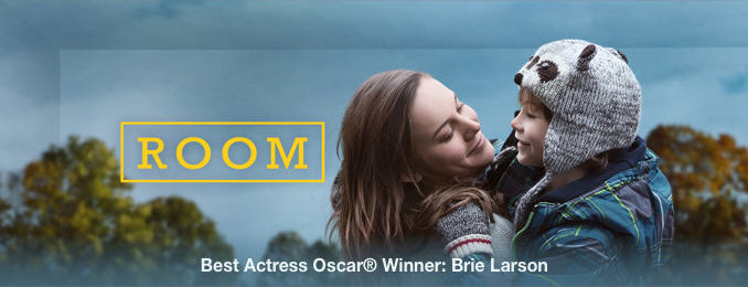2016 Oscar® Best Actress - Brie Larson, Room