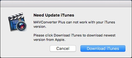 M4V Converter Plus for Mac new version 4 3 2 was released
